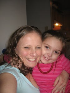 Kristin Olliney and her miracle, Isabella, making new milestones every single day.